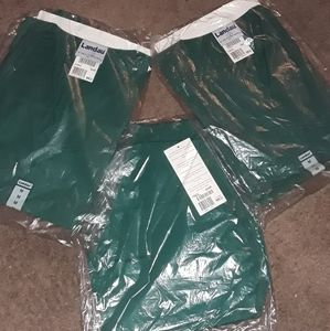 Hospital Scrubs/Dark Green/Size:medium/Ladies